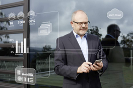 IIoT-Plattform Voith und SMS Digital
