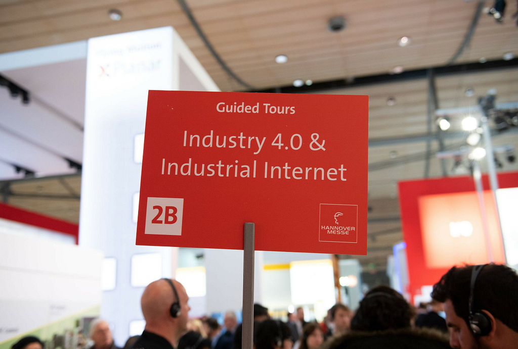 Hannover Messe 2020 Forum Indusutrie 4.0