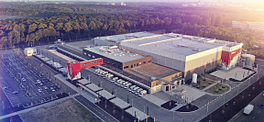 Food Fulfillment Center von Rewe