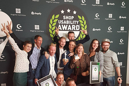 Shop Usability Awards