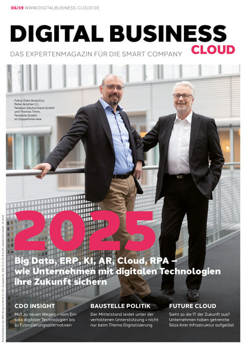 digitalbusiness CLOUD 06/2019