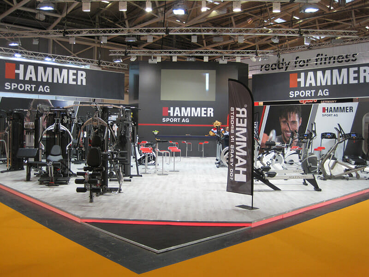 ispo-stand